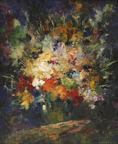 Robert Falcucci, 'Bouquet printannier.  '' Spring bouquet.''', Unknown