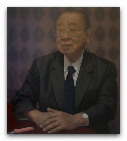 shanghai kevin yu, 'Grandpa at the Table ', 2015