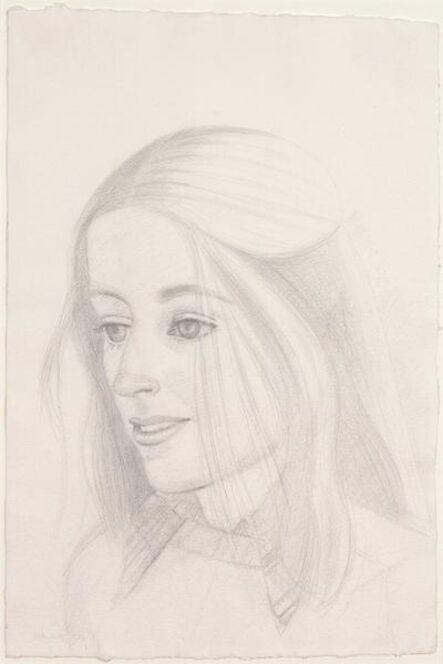 Alex Katz, 'Caroline', 1976