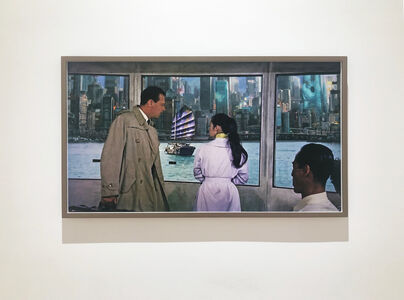 Lau Wai, 'No Talk', 2018