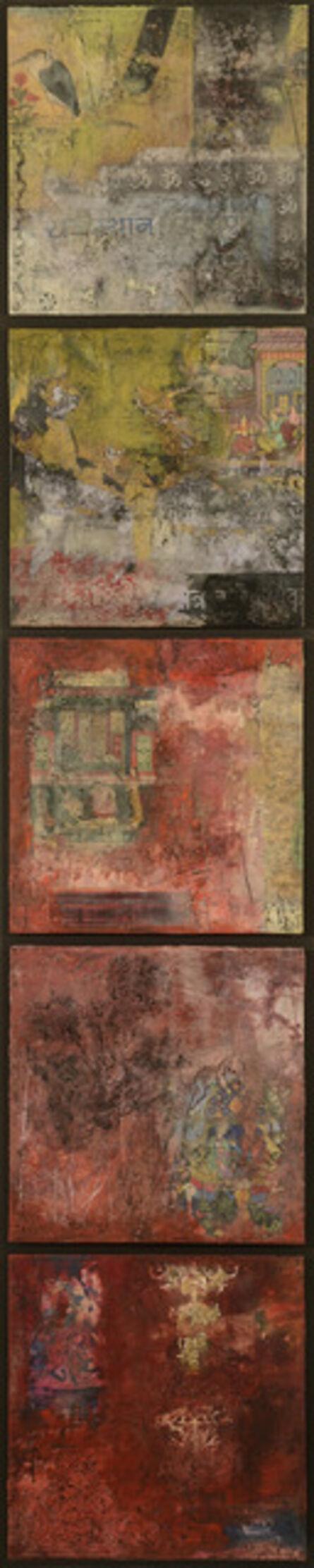 Claudia Marseille, 'Impressions of Rajasthan', 2013