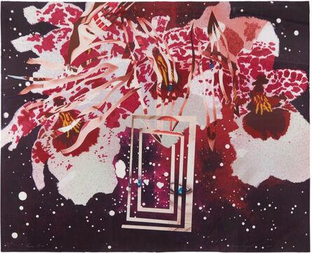 James Rosenquist, 'Time Door Time D'or (Glenn 218)', 1989