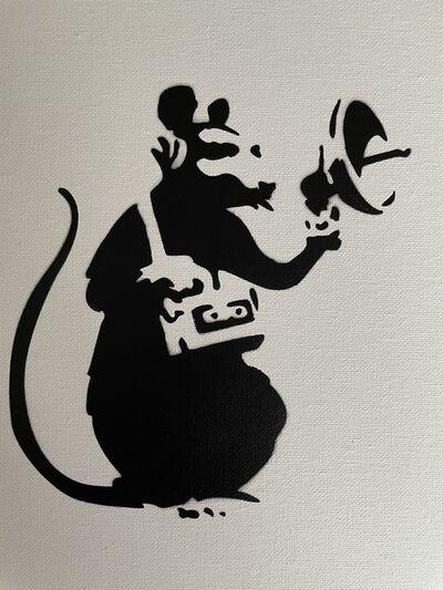 Banksy, 'BANKSY DISMALAND- RADAR RAT', 2015
