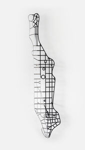 Sébastien de Ganay, 'Grid Manhattan', 2020