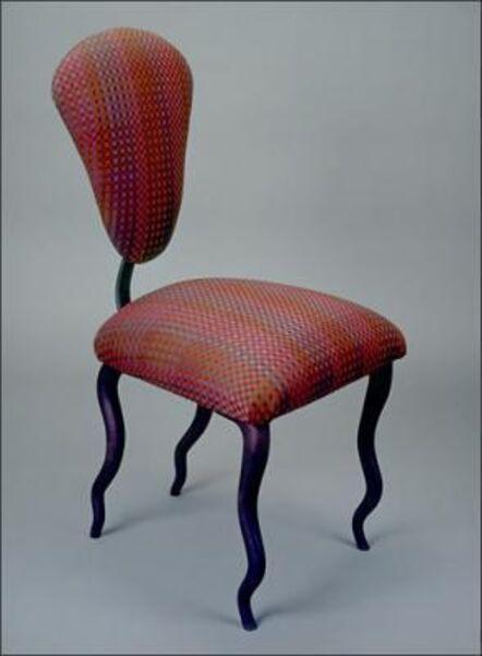 Peter Handler, 'Calamari Dining Chair '