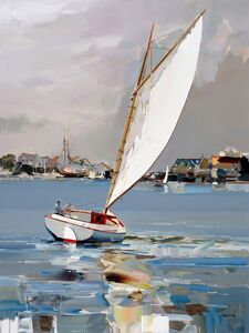 Josef Kote, 'From the Clouds', 2020
