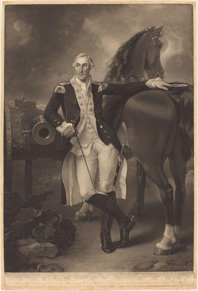 Valentine Green after Charles Willson Peale, 'George Washington', 1785