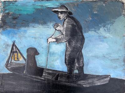 Paton Miller, 'Hand Line Fishing', 2014
