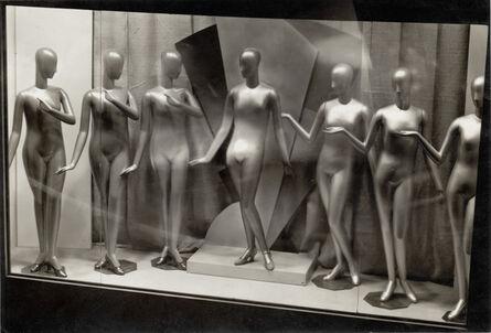 Germaine Krull, 'Étalage: les mannequins (Display: mannequins)', 1928