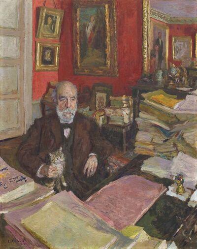 Édouard Vuillard, 'Théodore Duret', 1912
