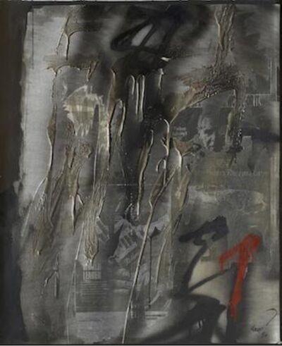 Antoni Clavé, 'Vu à New York', 1990