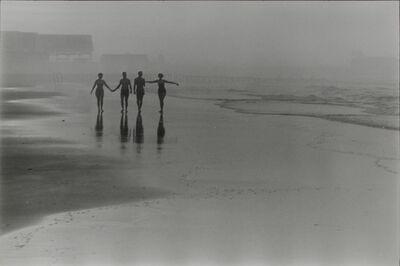Frank Paulin, 'Morning on the beach, Atlantic City ', 1956