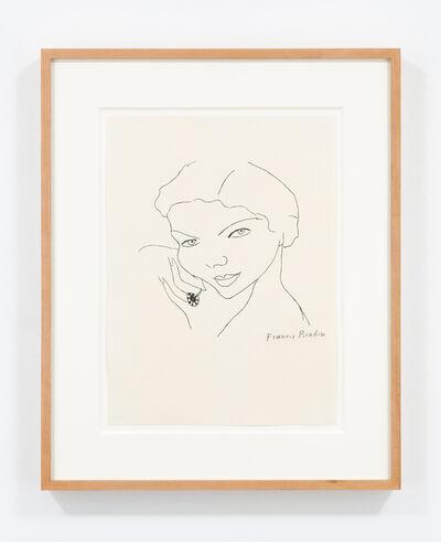 Francis Picabia, 'Untitled (Visage du Femme)', 1952