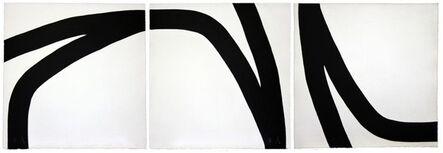 Pierre Muckensturm, 'triptych - 3 original carborundum prints', 2017