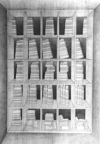 Marilena Preda Sanc, 'Serialism I', 1981