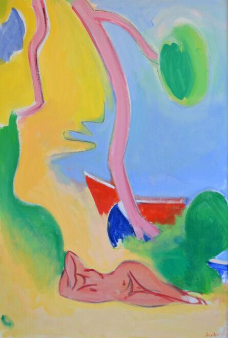 Paul Resika, 'Arabesque', 2004