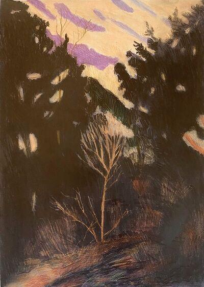 Per Adolfsen, 'In the Forest at Dusk', 2021
