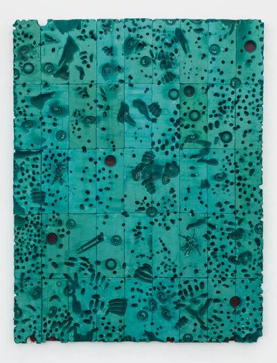 Nicolas Lobo, 'Bio-foam panel(version 1)', 2015