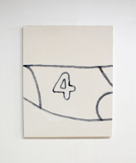 Jillian Kay Ross, 'right dog 4', 2015