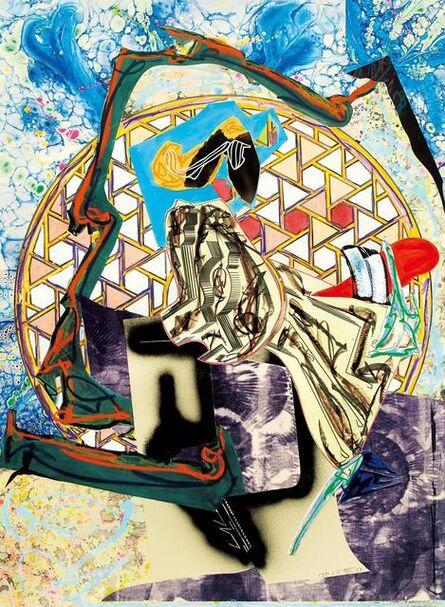 Frank Stella, 'The Great Heidelburgh Tun', 1984