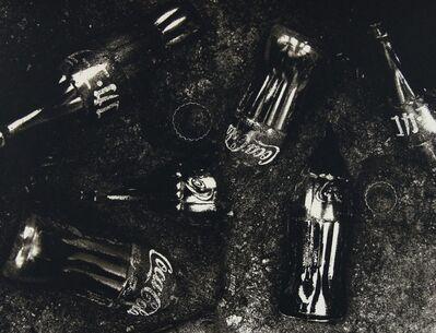 Kikuji Kawada, 'Coca-cola ', 1965