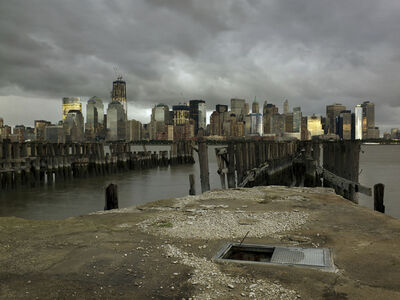Shai Kremer, 'Docks, New Jersey', 2010