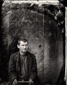 Alexander Gardner, 'Edman Spangler', 1865