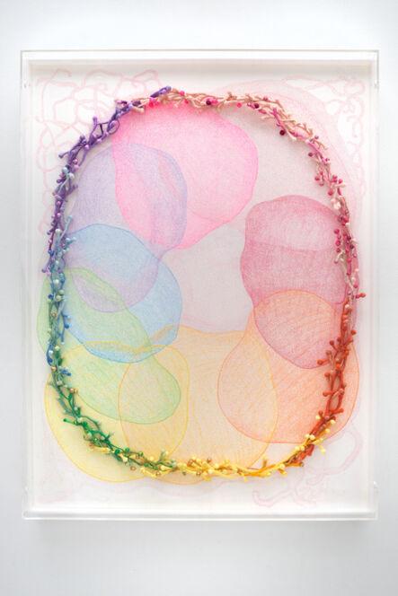 Hiromi Tango, 'Rainbow Circles - Heal', 2020