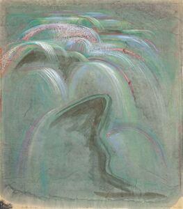 Morris Graves, 'Waterfall', 1943
