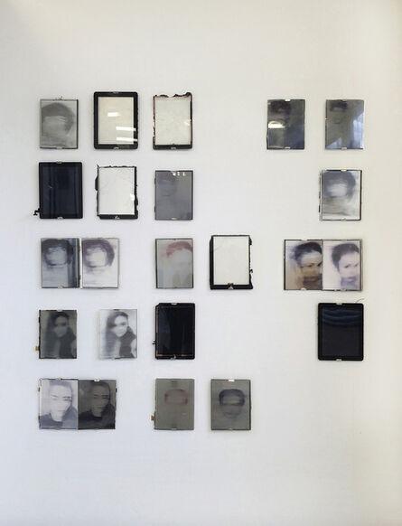 Mia Faithfull, 'iPad Series (I) ', 2014