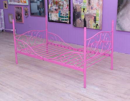 Sam Cooke, 'Bed Sculpture', 2017