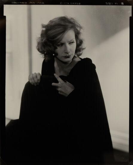 Edward Steichen, 'Greta Garbo', 1928