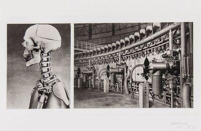 Eduardo Paolozzi, 'Cloud Atomic Laboratory', 1971