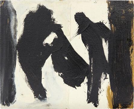 Robert Motherwell, 'Elegy to the Spanish Republic No. 50', 1958