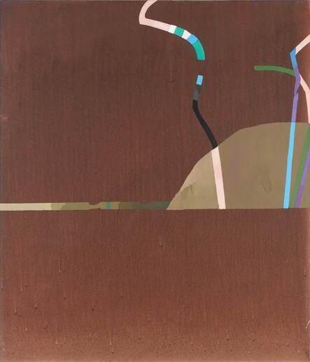 Dorothy Hood, 'Imitation of Upward', 1970s