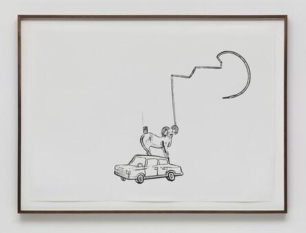 Abraham Cruzvillegas, 'Autoconcanción 8', 2016