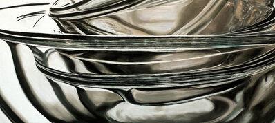 Diane Rudnick Mann, 'Cropped Bowls'