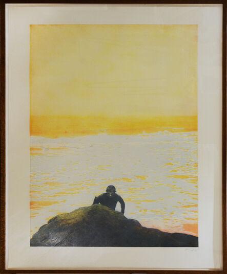 Peter Doig, 'Surfer', 2001