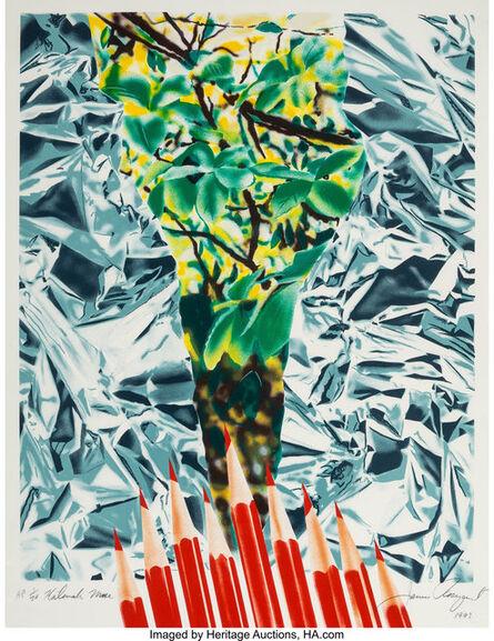 James Rosenquist, 'Katonah Muse', 1993
