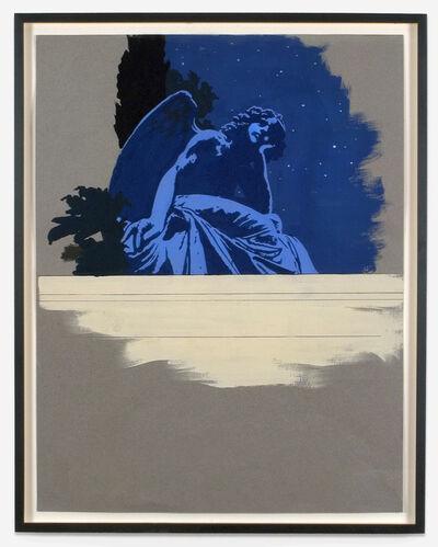 Matthew Benedict, 'Angel from the Crocker Tomb, Berkeley, California', 2005