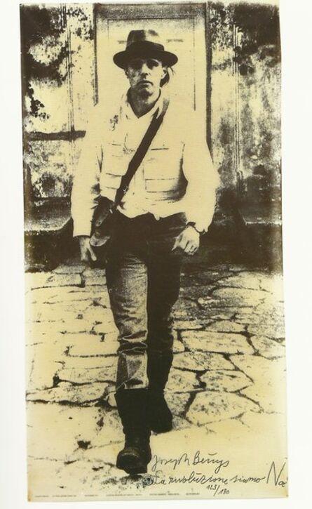 Joseph Beuys, 'La Rivoluzione siamo Noi',  1971