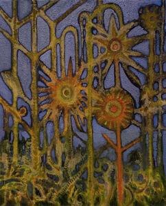 Sky Glabush, 'Flower Gears', 2020