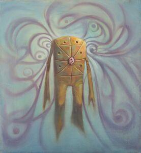 Mario Martinez (Mars-1), 'Purple Swirl', 2003