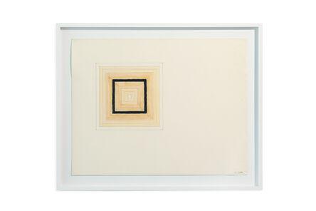 Frank Stella, 'Untitled (Concentric Square)', ca. 1960