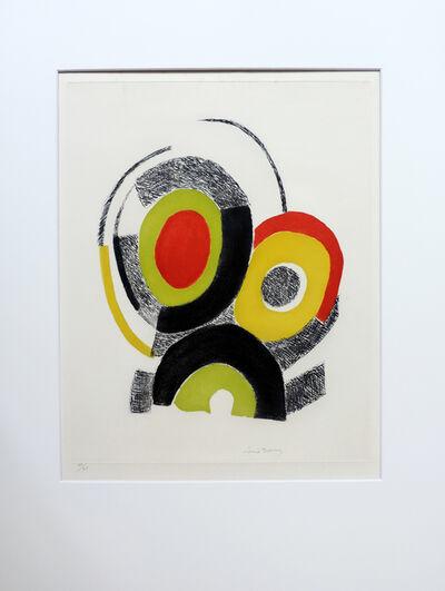 Sonia Delaunay, 'Les Illuminations ', 1972
