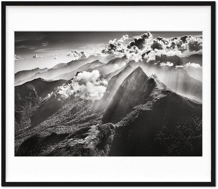 Sebastião Salgado, 'Sebastião Salgado. Amazônia. Limited & Signed Black and White Fine Art Print (201-300) 'Marauiá Mountain Range'', 2018 (Book 2021)