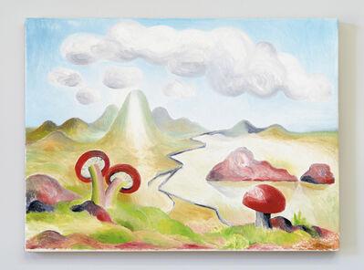André Ethier, 'Mountains Mushrooms', 2020