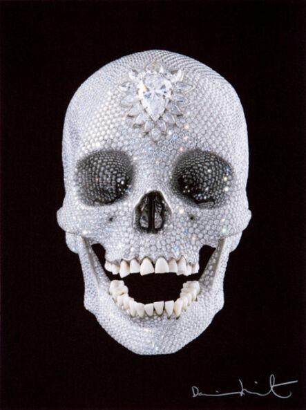 Damien Hirst, 'For the Love of God, Believe', ca. 2007