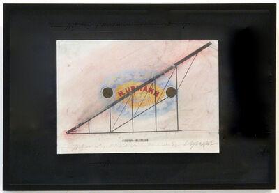 Cris Gianakos, 'Deja Vu Ramp Structure, 10.20.1992', 1992