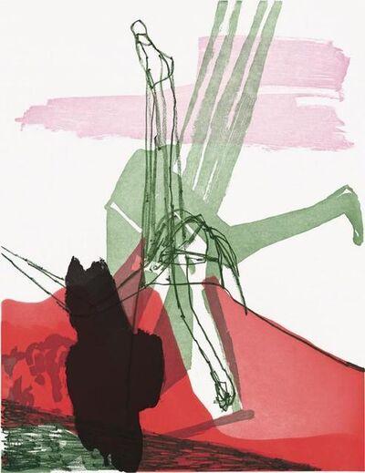 Amy Sillman, 'S & E', 2007